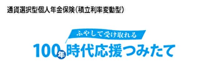 三井住友海上プライマリー生命(100年時代応援つみたて)