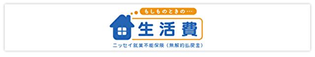 日本生命(もしものときの・・・生活費)