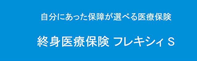 メットライフ生命(終身医療保険 フレキシィ S)