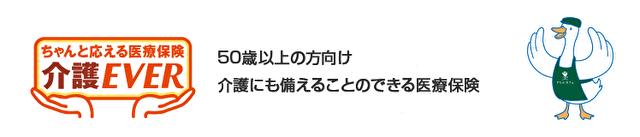 アフラック(ちゃんと応える医療保険介護EvER)